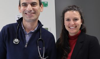 Dr Michael Ibraginov and Lexi500x500