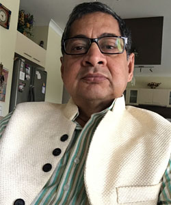 Professor Amar Trivedi - Gynaecologist