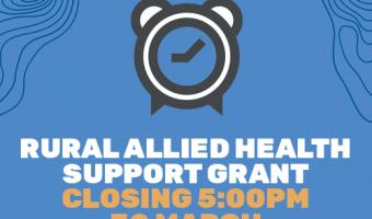 Rural Allied Health Support Program