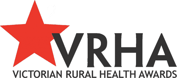 Victoria Rural Health Awards logo